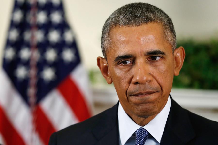 U.S. President Barack Obama © Jonathan Ernst