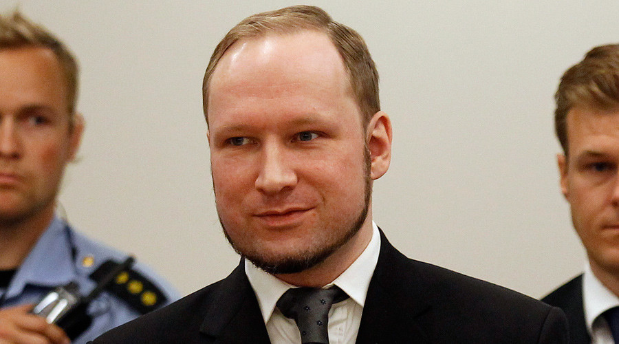 'Breach of human rights': Mass murderer Breivik to sue Norway for keeping him in solitary