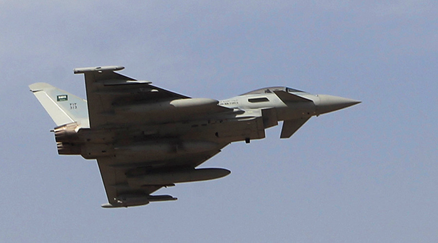 'Hit the wrong target': Saudi air raid kills at least 30 Yemeni pro-govt fighters