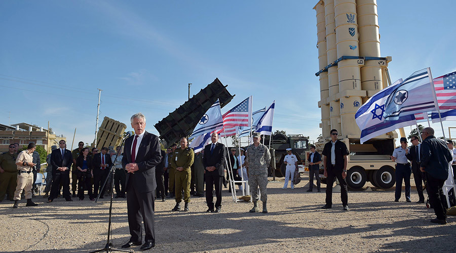 Israel, US resume military aid boost talks as Iran deal takes effect