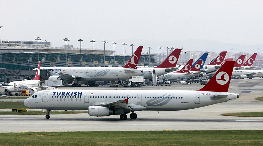 Broke British woman hangs herself in Turkish airport after missing flight