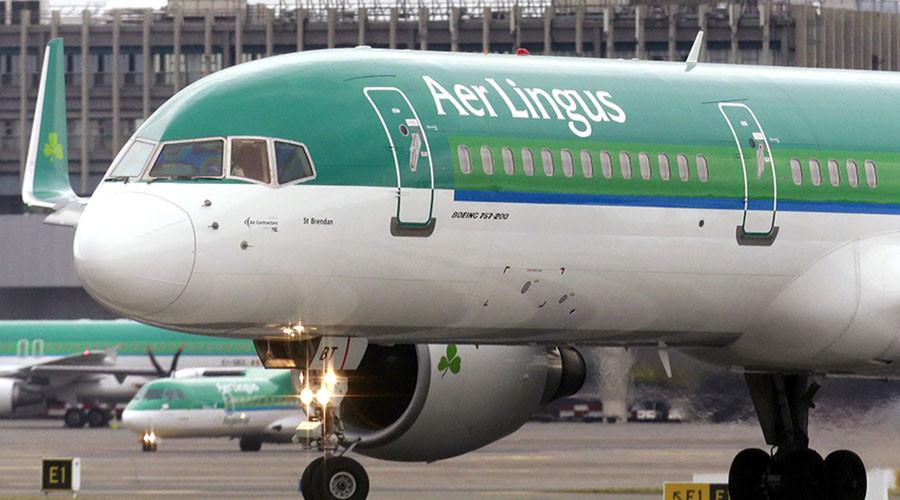 Horror on Lisbon-Dublin flight as man dies after 'running amok' & biting passenger