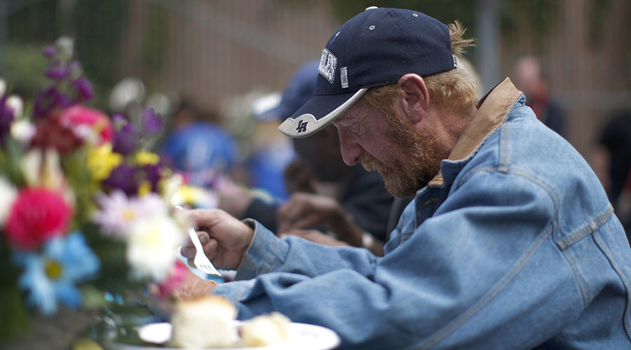 Sacramento's homeless invited to attend $35K treat after fiancé calls off wedding