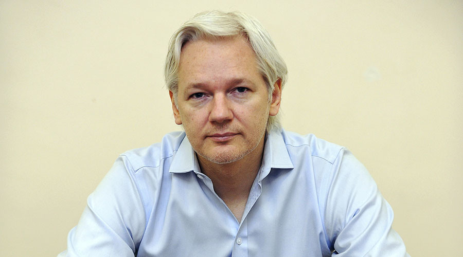 Wikileaks founder Julian Assange. © Anthony Devlin