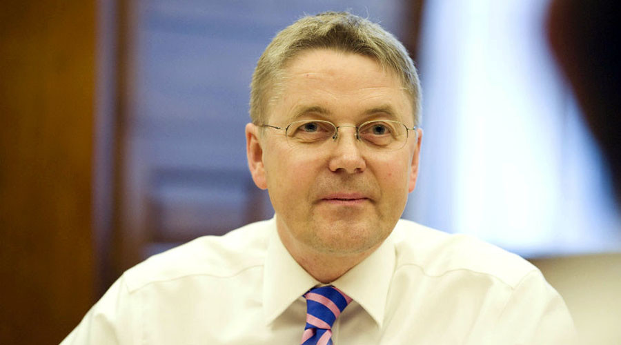 Sir Jeremy Heywood. © Wikipedia