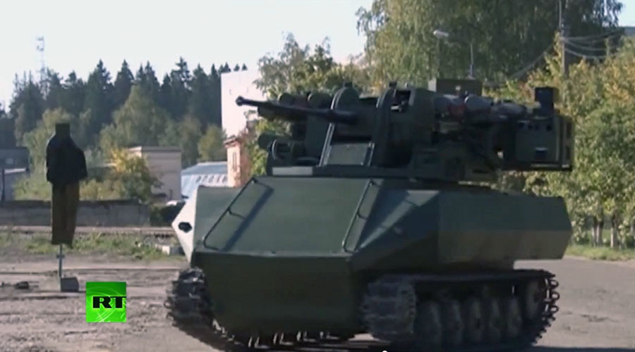 Russian 'Skynet' to lead military robots on the battlefield