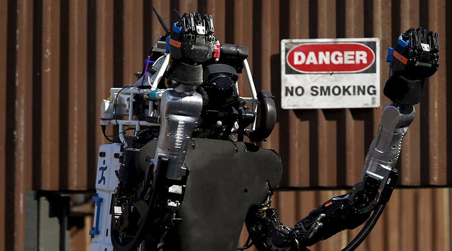 Robots to build 'self-repairing' cities, fix street lamps & potholes