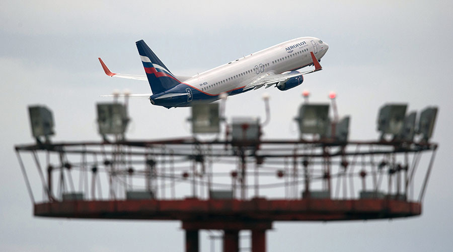 Moscow ready to negotiate with Kiev over flight ban