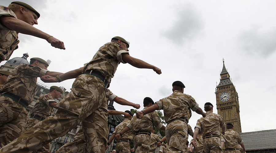 'It's possible to be homosexual and extremely brave' - British general