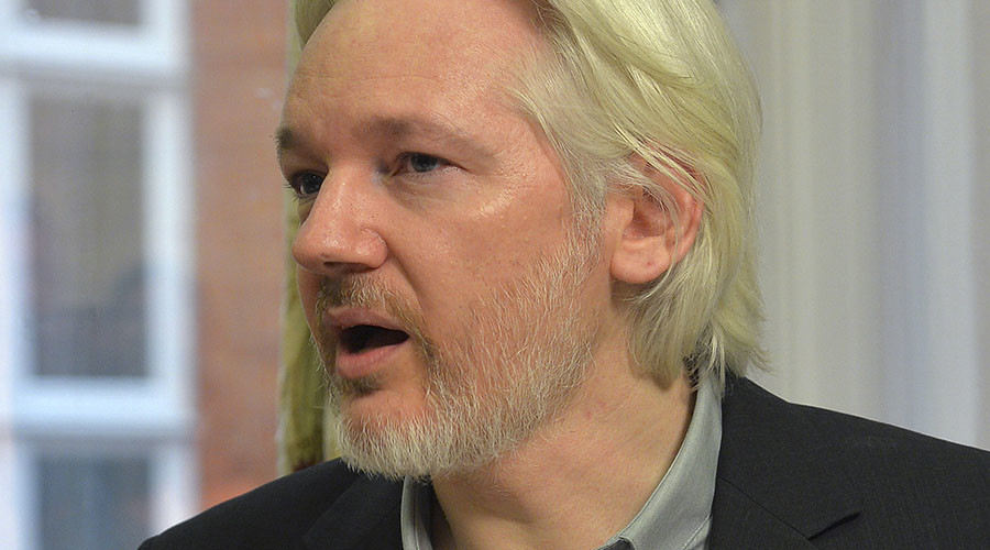 British authorities possibly 'scared of what Assange has'