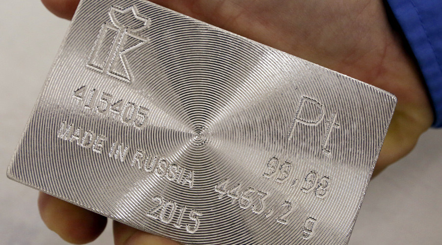 Russia looks to corner global platinum market
