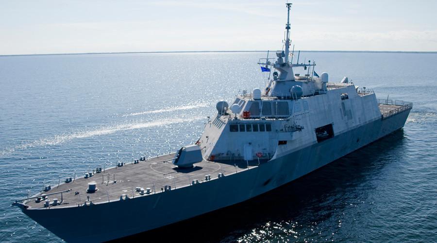 © U.S. Navy / Lockheed-Martin / Handout