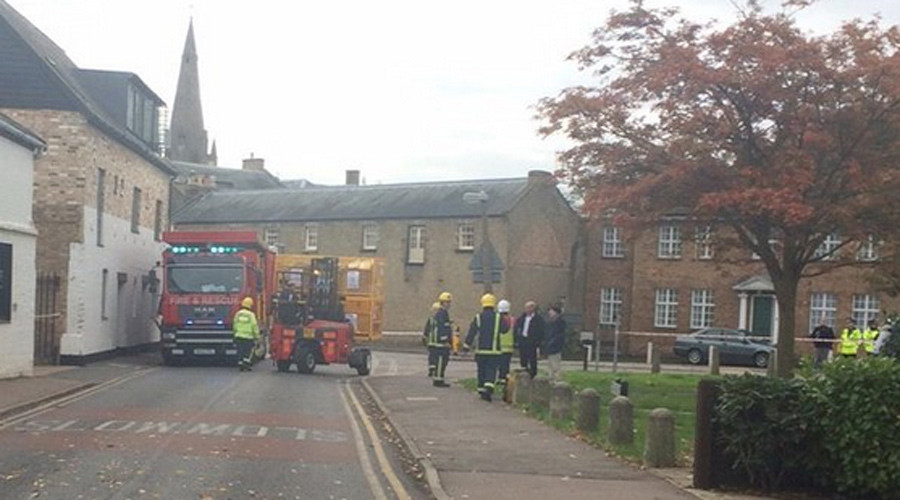 Mercury spillage in Ely forces schools into lockdown