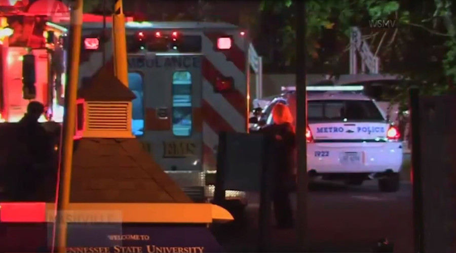 1 dead, 3 injured in shooting over game of dice at TSU campus