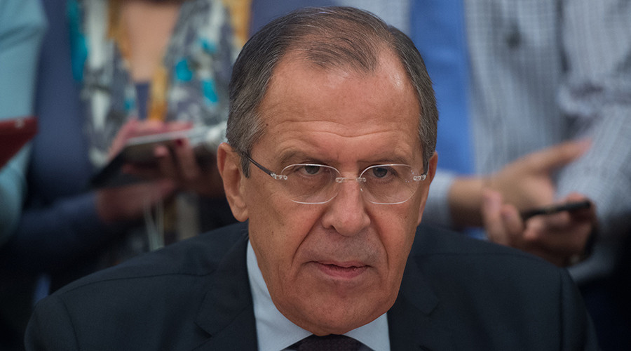Lavrov: Russia is ready to offer air support to Syrian opposition fighting ISIS