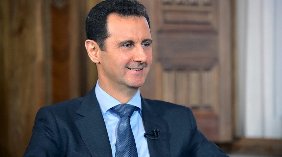 Syria's President Assad ready for early elections - Russian delegation to Damascus