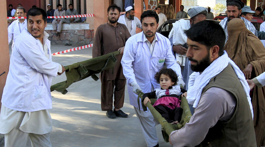 At least 280 killed, more than 1000 injured as 7.5 quake hits Afghanistan, Pakistan, India