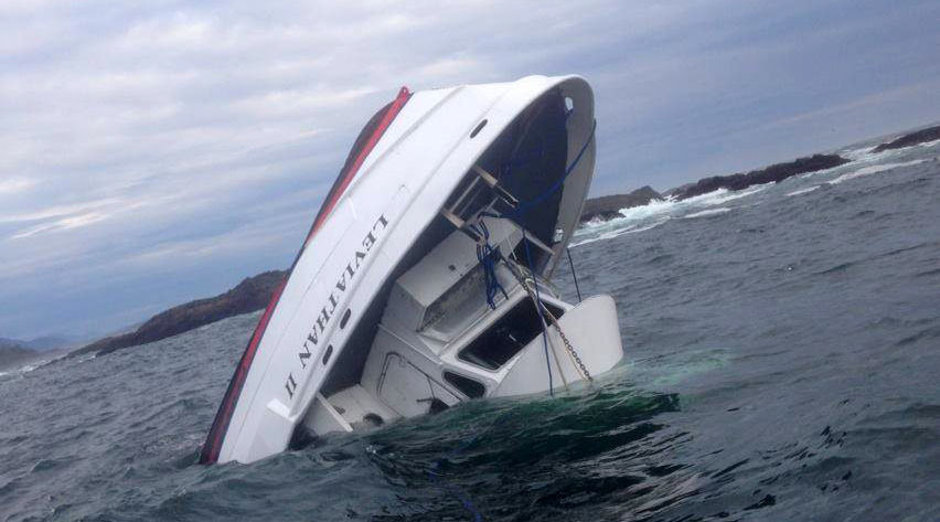 5 Britons among dead in whale-watching boat sinking off Canadian coast