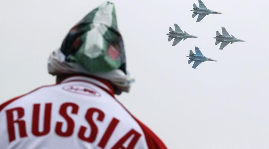 Oh, those evil Russians! Soviet-era 'plot' advances hawks' agenda