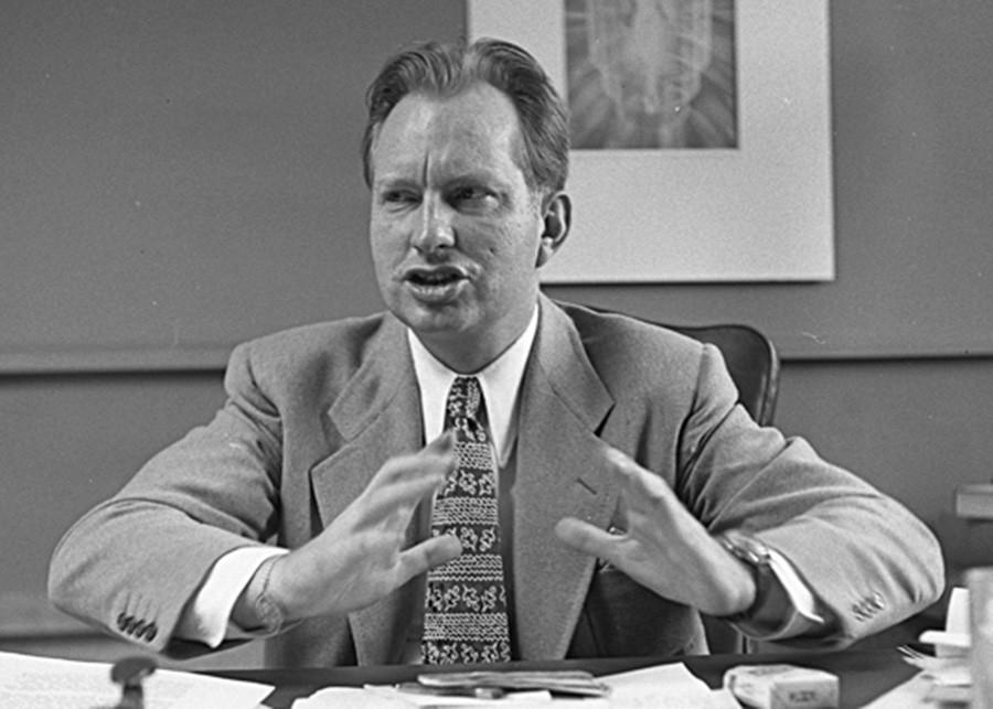 L. Ron Hubbard © wikipedia.org