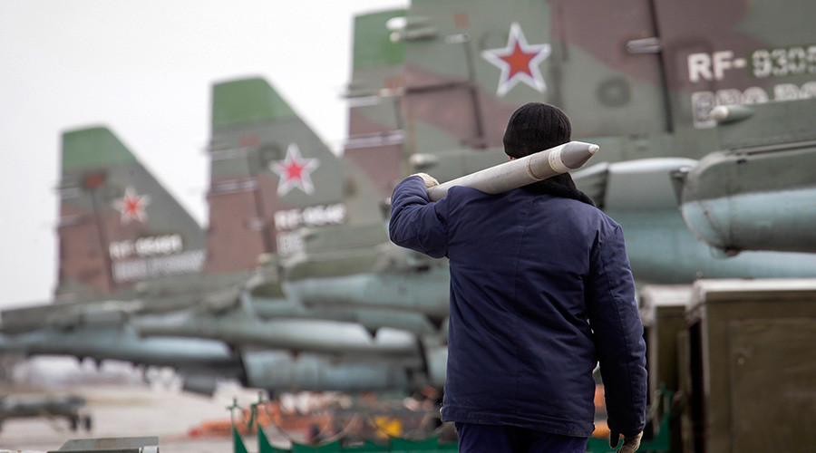 Russia's largest arms exporter quadruples sales in 15yrs