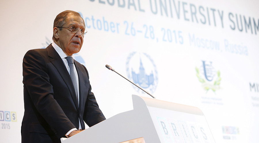 BRICS group against forceful imposition – Lavrov