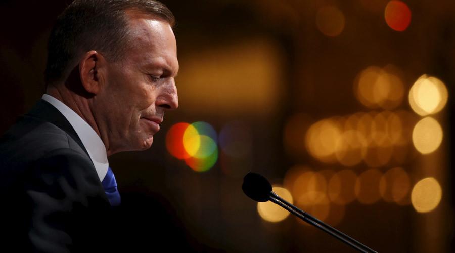 Australia's Prime Minister Tony Abbott © Edgar Su
