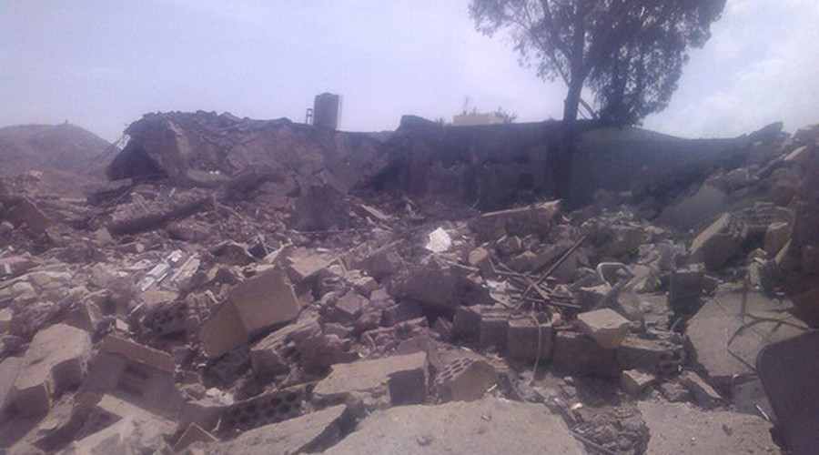 MSF says Saudi-led coalition had GPS coordinates of Yemeni hospital, but still hit it
