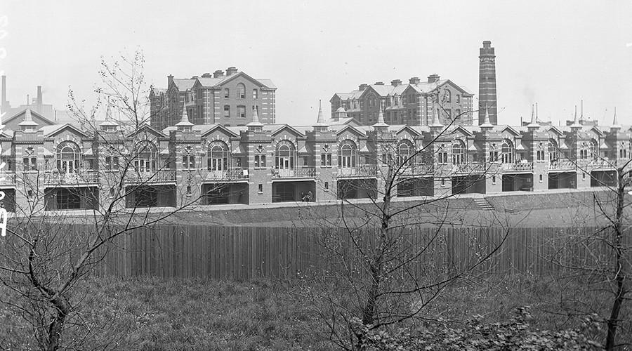 Royal Victoria Hospital © wikipedia.org