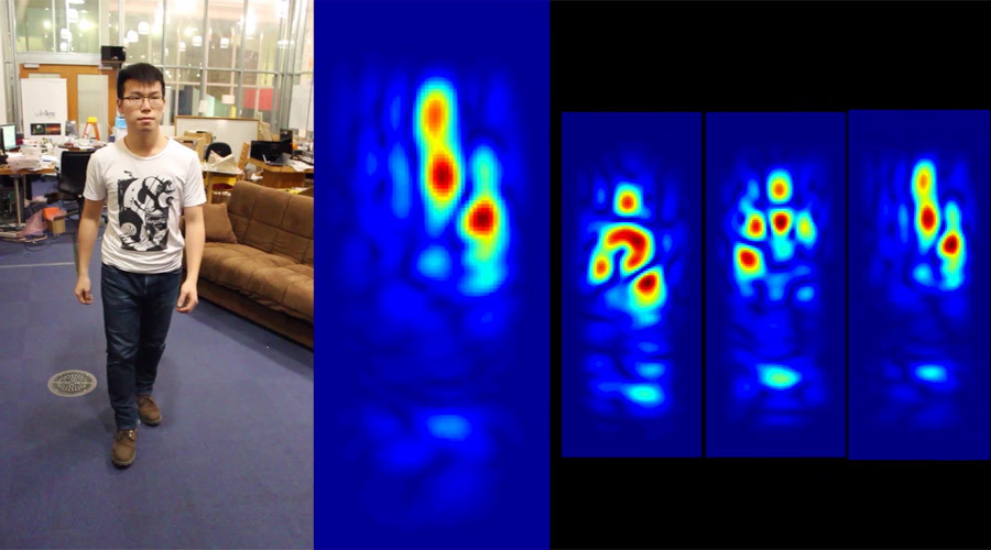 New wireless technology can see people through walls