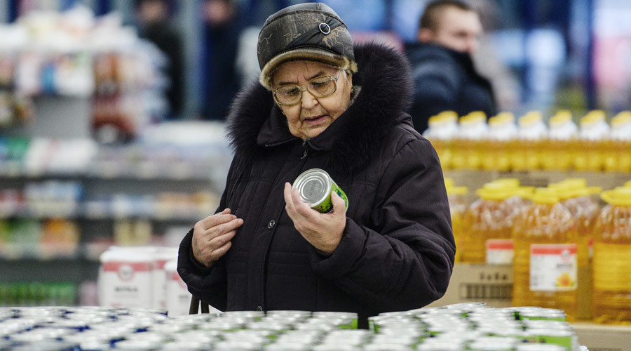 Warning: GMO-containing foods would be labeled like tobacco under new Russian bill