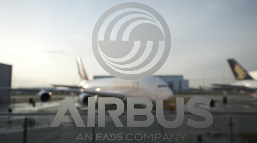 Airbus to cooperate with Russia on titanium parts production
