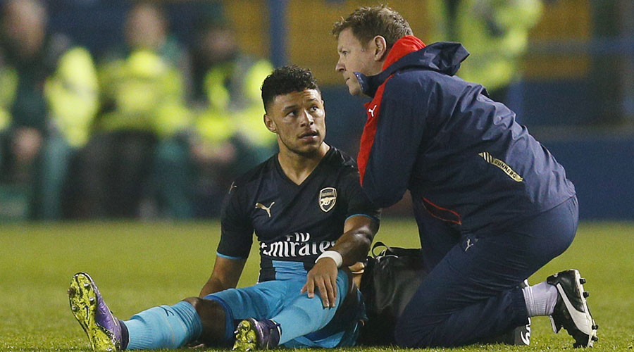 Gun shy: Arsenal's injuries, history could mean another unfulfilled season