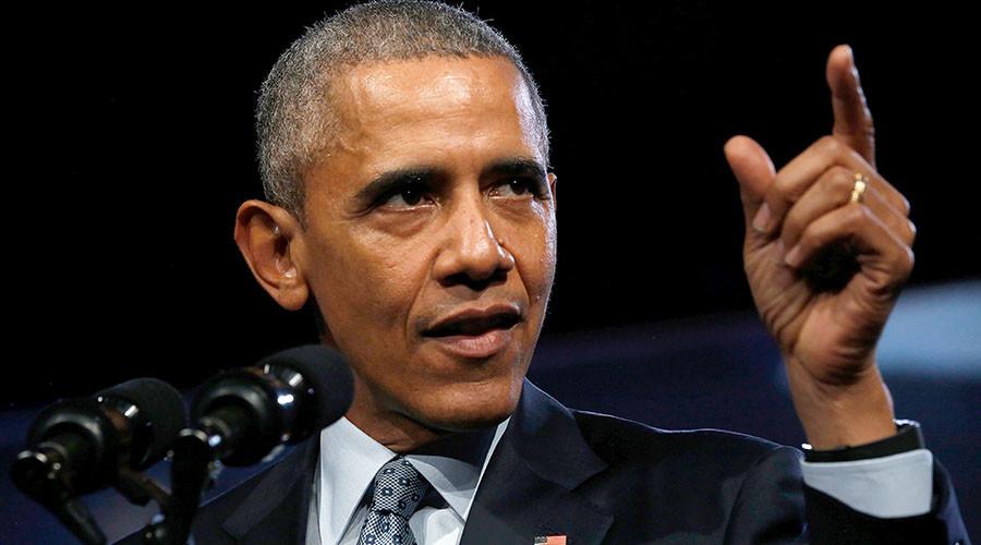 U.S. President Barack Obama. © Jonathan Ernst