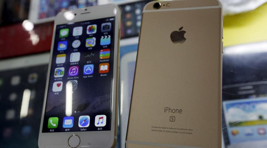 China makes $37 fake iPhone 6s