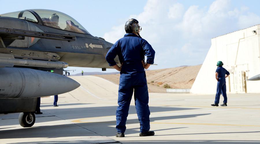 © Israeli Air Force
