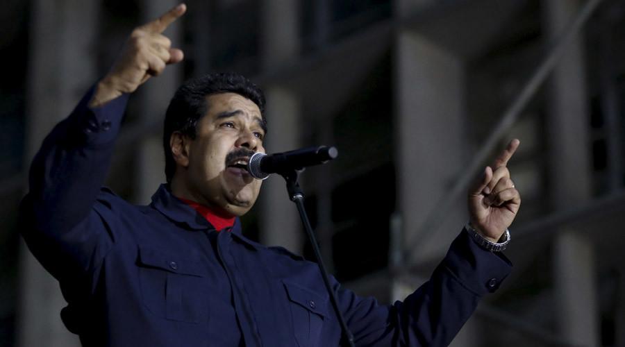 Venezuela to sue US over its decision to regard Caracas as national security threat