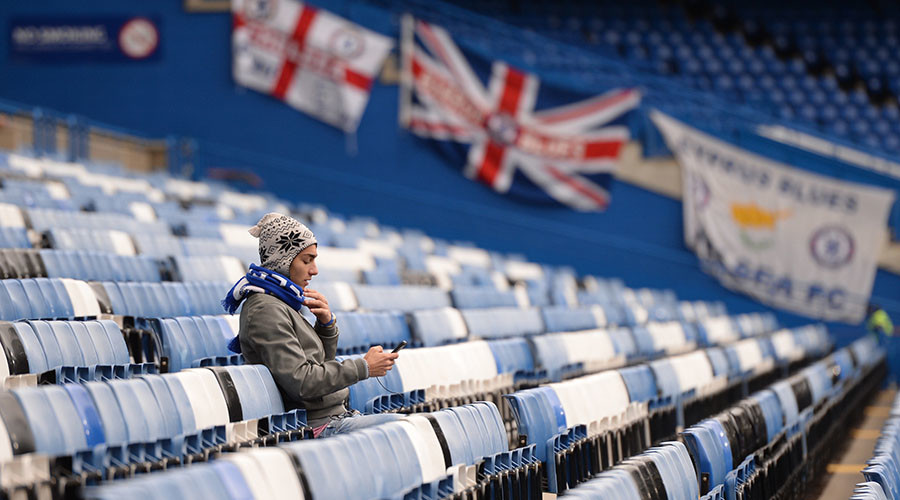 UK government doesn't want safe standing in football stadiums