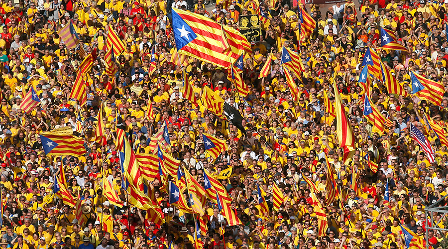 Image result for catalonian independence