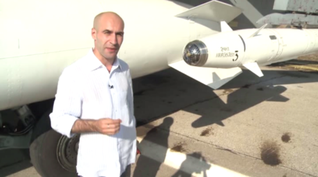 Smart missiles and bombs Russia uses to take out ISIS in Syria (PHOTOS)