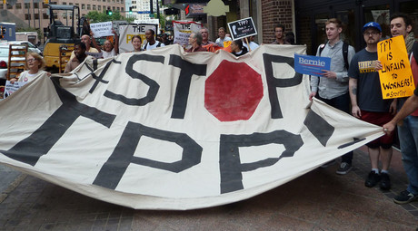 What is the Trans-Pacific Partnership and why you should care