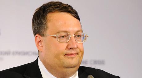 Anton Gerashchenko, adviser to Ukraine's Interior Minister © Alexandr Maksimenko