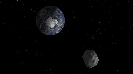 1st telescope tracking dangerous asteroids goes live in Russia