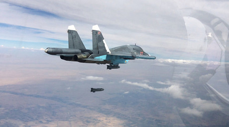 UK MoD denies tabloid reports RAF 'ready to shoot down' Russian planes over Iraq