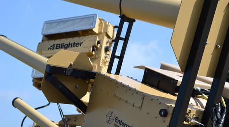 The Anti-UAV Defense System (AUDS) © www.blighter.com