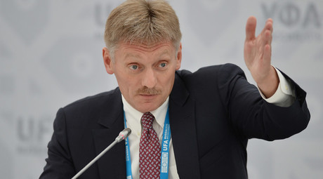 Russian Presidential Press Secretary Dmitry Peskov © Vladimir Astapkovich