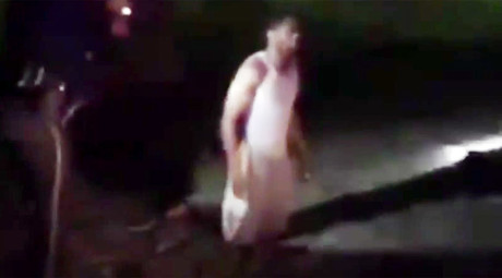 Texas councilman tased by police outside his home  (VIDEO)