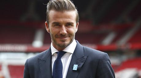 David Beckham © Andrew Yates