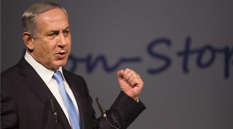 Israel's Prime Minister Benjamin Netanyahu © Amir Cohen