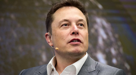 Elon Musk © Rashid Umar Abbasi